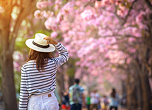 春と秋は頭皮にダメージが溜まりやすい季節